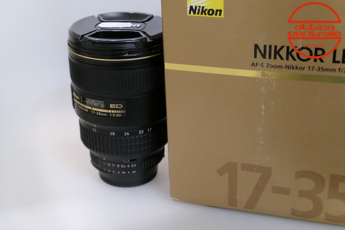 Obiettivo Nikon AF-S 17-35 2,8D