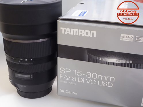 Obiettivo Tamron 15-30 2,8 DI VC USD per Canon