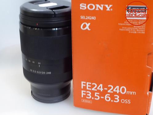 Obiettivo Sony FE 24-240/3,5-6,3