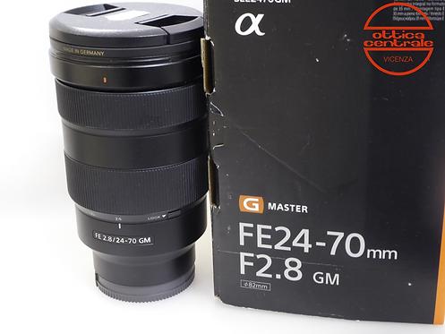 Obiettivo Sony FE 24-70/2,8