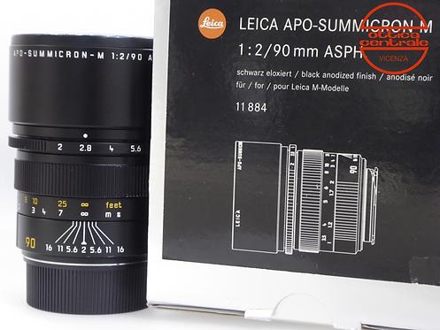 Obiettivo LEICA APO-SUMMICRON M 90/2.0