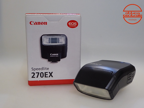 Flash Canon 270 EX