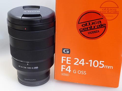 Obiettivo Sony FE 24/105 4,0G OSS