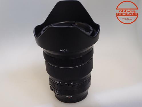 Obiettivo Fujifilm 10-24 mm f4,0 R OIS