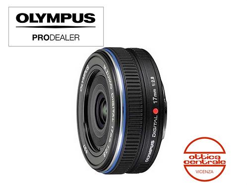 Obiettivo Olympus 17 mm f 2.8