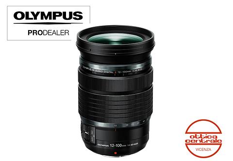 Obiettivo Olympus 12-100 mm