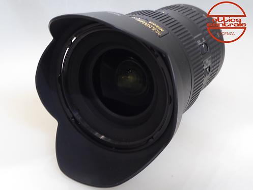 Obiettivo Nikon AF-S 16-35 4,0G ED N