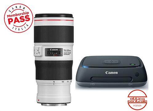 Obiettivo Canon 70-200mm f/4L IS II USM, prodotto fotografico usato
