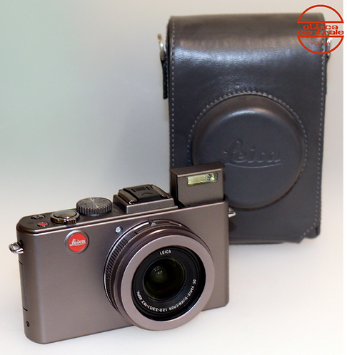 Fotocamera Leica D-LUX 5 Limited Edition Titanium Special Set