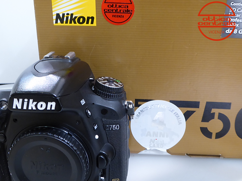 Fotocamera Nikon D750