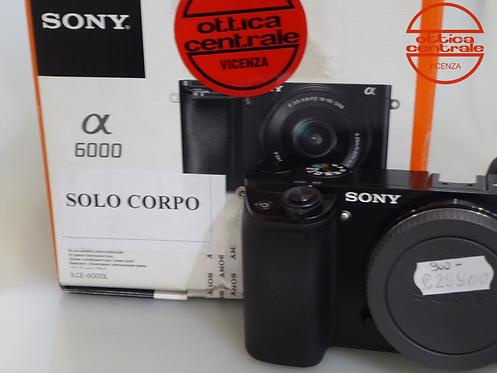 Fotocamera Sony A6000