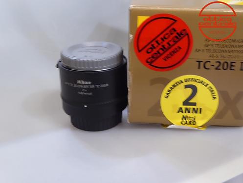 Teleconverter Nikon TC 20 EIII