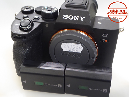 Fotocamera Sony 7R IV, prodotto fotografico usato