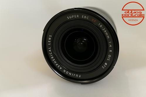 Obiettivo Fujifilm  10-24 f4,0 R OIS