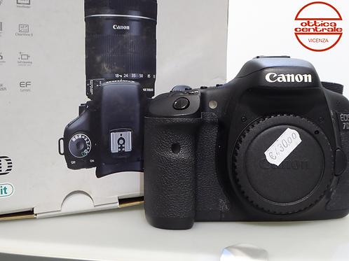 Fotocamera Canon 7D