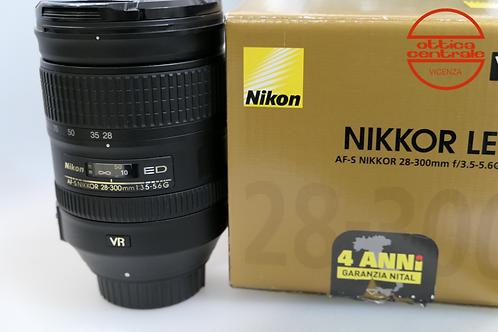 Obiettivo Nikon AF-S 28-300 3.5-5.6G ED