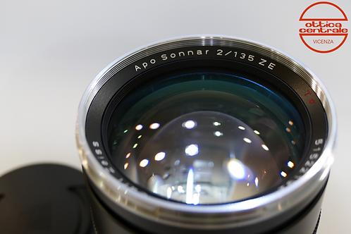 Obiettivo Zeiss APO SONNAR 135 mm f/2,0 per Canon