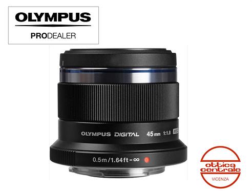 Obiettivo Olympus 45 mm f 1.8