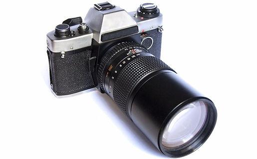Ottica Centrale Vicenza canon nikon leica materiale fotografico usato occhiali