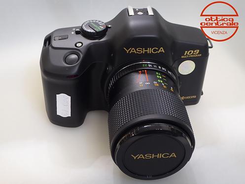 Fotocamera Yashica 109 con 35-70