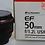 Thumbnail: Obiettivo Canon EF 50 1,2L USM