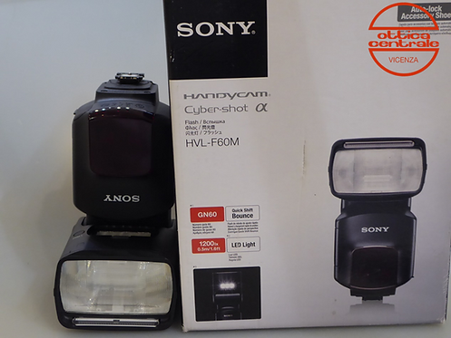 Sony FLASH HVL-F60M