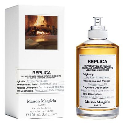 By the Fire Place - MaisonMargiela