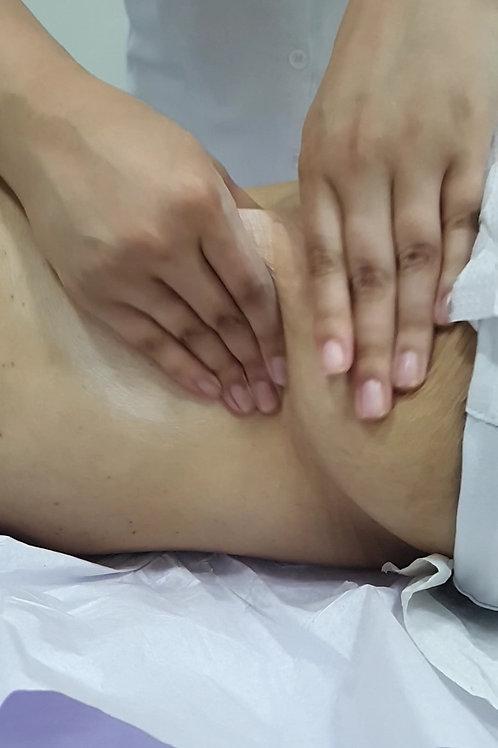 Pacote Massagem Modeladora Localizada
