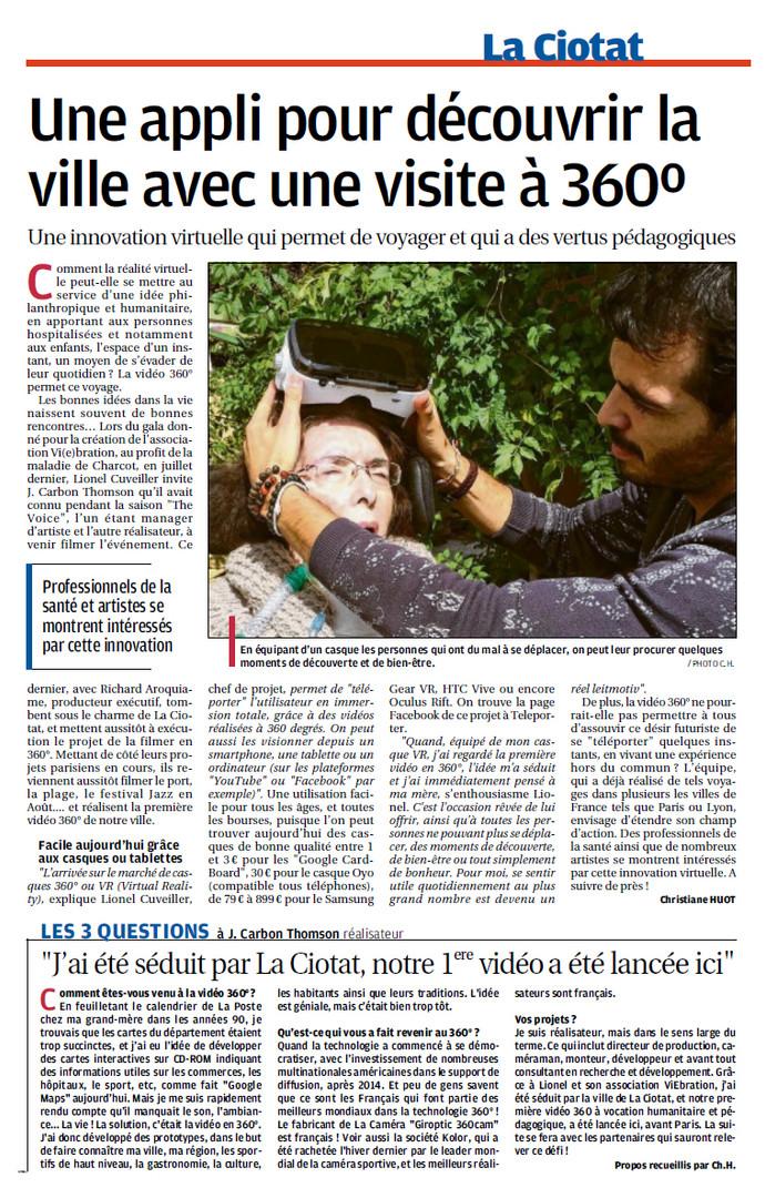 La Provence 2016