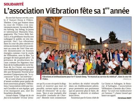 La Provence - Presse (Août 2017)