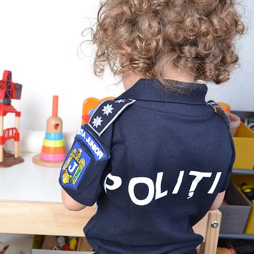 Tricou Politie Copii