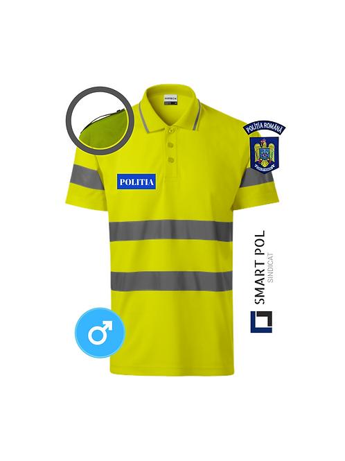Tricou Reflectorizant Poliție