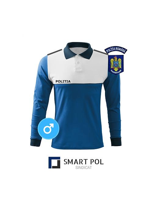 Tricou Bluza Rutiera Albastru Barbati