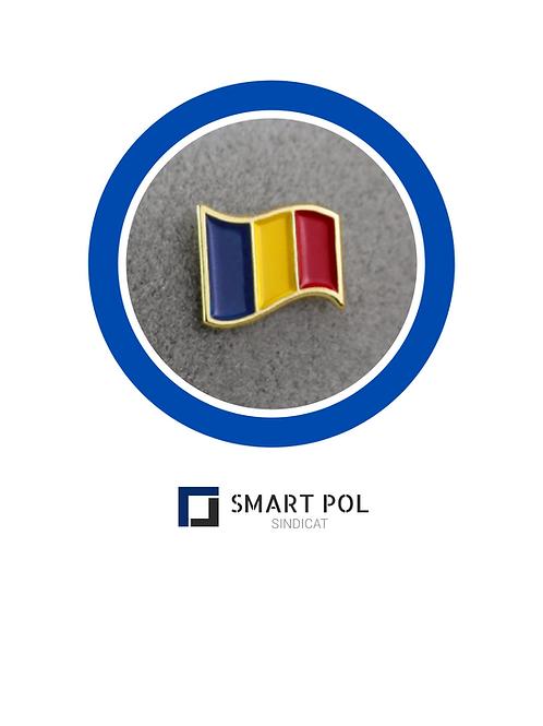 Tricolor Insigna