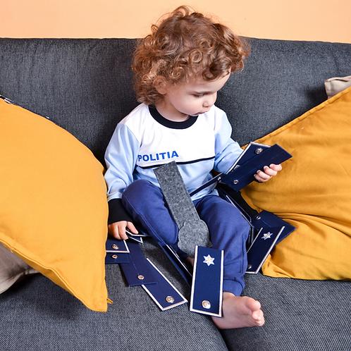 Pijamale Politie Copii