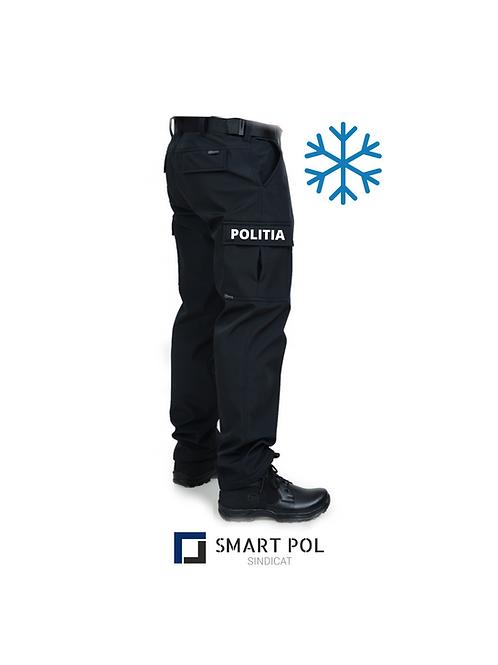 Pantaloni Tactici Iarna Politia