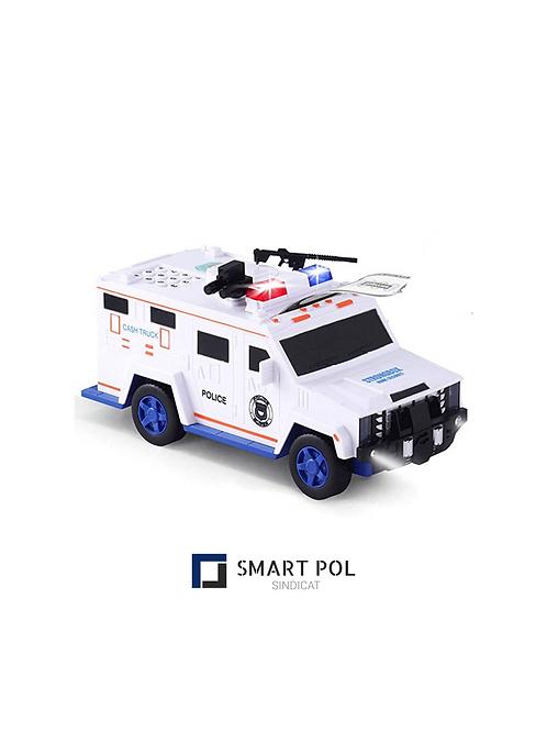Pusculita Smart Police