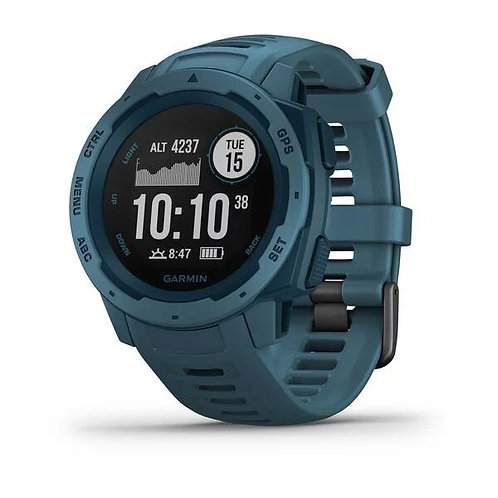 GARMIN CEAS INSTINCT GPS LAKESIDE BLUE