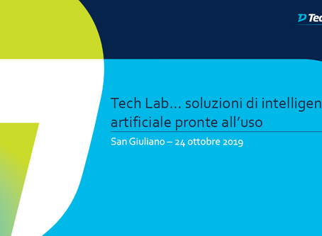 Progetto Tech Lab: #celAI