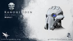 Kanohi Mask of Spirit Noble (2020_11_20 17_55_47 UTC)
