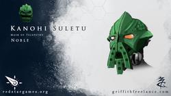 Kanohi Mask of Telepethy Noble (2020_11_20 17_55_47 UTC)