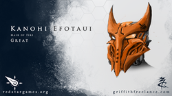 Kanohi Mask of Fire 2 (2020_11_20 17_55_47 UTC)