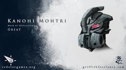 Kanohi Mask of Duplication v2 (2020_11_20 17_55_47 UTC)