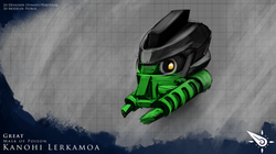 Kanohi_Mask_of_Poison_Great_Version
