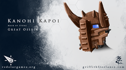 Kanohi Mask of Stone Ossien (2020_11_20 17_55_47 UTC)