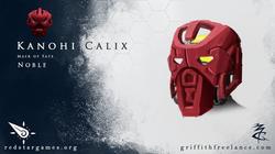 Kanohi Mask of Fate Noble (2020_11_20 17_55_47 UTC)