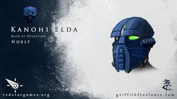Kanohi Mask of Detection Noble (2020_11_20 17_55_47 UTC)