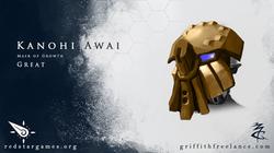 Kanohi Mask of Growth (2020_11_20 17_55_47 UTC)