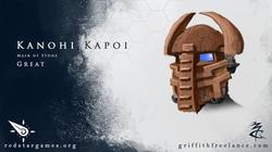 Kanohi Mask of Stone (1) (2020_11_20 17_55_47 UTC)