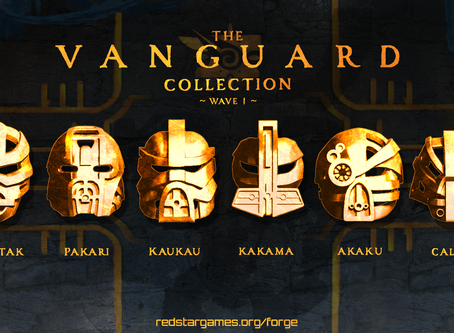 Vanguard Masks Now Available!